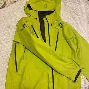 Scott high end ski gear